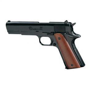 Pistolet 9 mm à blanc Chiappa 911 bronzé