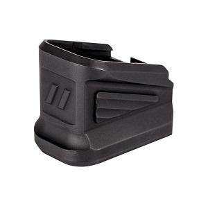 ZEV Extension de chargeur noire +5 pour Glock 9mm
