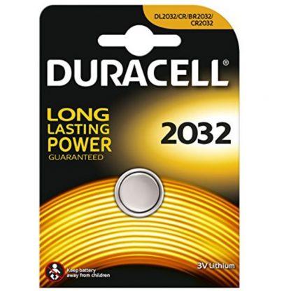 Piles CR2032 3 volts - Duracell