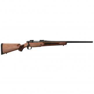 Carabine Mossberg à répétition Patriot Walnut crosse bois à canon fileté