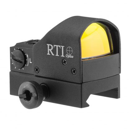 Viseur point rouge Micro-Point RTI Optics sur rail Weaver