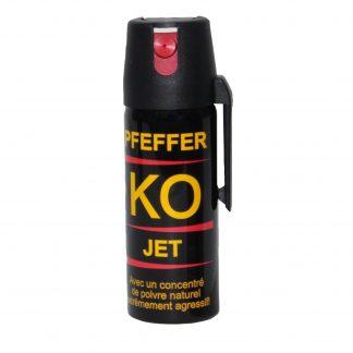 Aérosols gel poivre KO Jet Pfeffer 50mL