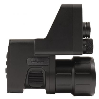 NiteVizor HUD-X150 Monoculaire Vision Nocturne IR Clip-On Amovible
