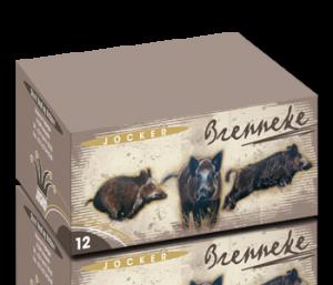Cartouches Jocker Brenneke Speed cal.12 x10