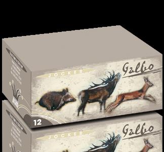 Cartouches Jocker Galbo Précision S cal.12 x10