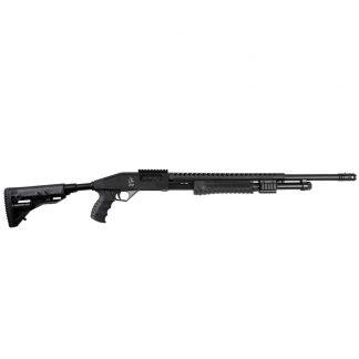 Fusil à pompe Taurus ST12 Tactical rayé - 61cm