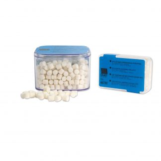Boite de tampons de nettoyage cal. 4,5 mm x100