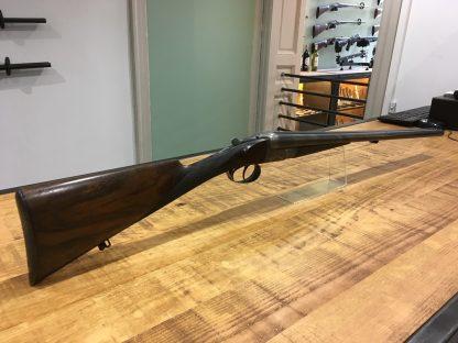 Fusil juxtaposé Rouchard Cizeron cal. 12/76