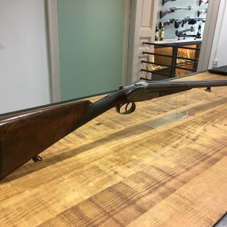 Fusil juxtaposé LF Rorur cal. 12/70