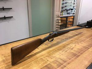 Fusil juxtaposé Manufacture Franco Belge cal. 20/70
