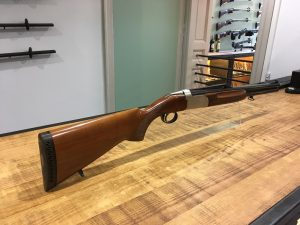 Fusil superposé Verney Carron cal. 12/76