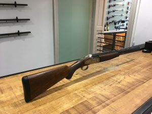 Fusil superposé Bettinsoli Diamond II cal. 12