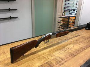 Fusil superposé Dactu cal. 12/70