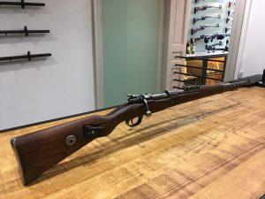 Carabine à verrou Mauser K98 cal. 8x64 S