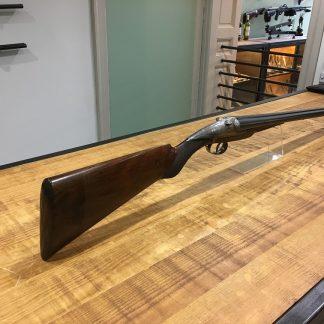 Fusil juxtaposé Darne V17 cal. 16/70