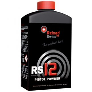 Poudre de rechargement Reload Swiss RS12 x500g