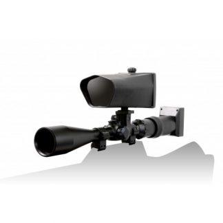 NiteSite Wolf Système de Vision Nocturne 300M pour Lunette de Tir