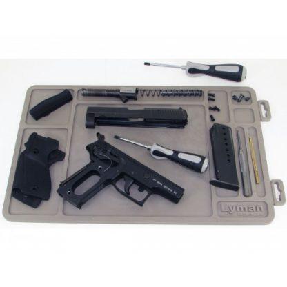 Lyman Essential Tapis De Maintenance Et De Nettoyage Armes 40 x 25CM Emballé Individuellement