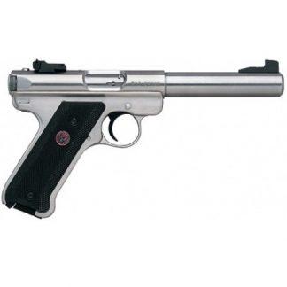 Pistolet semi-automatique .22LR Ruger Mark III