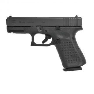 Pistolet semi-automatique 9x19 Glock 19 Gen 5