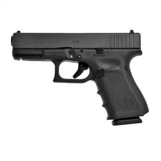 Pistolet semi-automatique 9×19 Glock 19 Gen 4