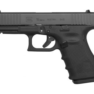 Pistolet semi-automatique 9×19 Glock 19 Gen 4 FS