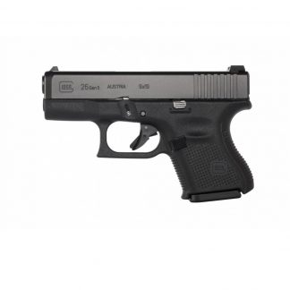 Pistolet semi-automatique 9x19 Glock 26 Gen 5