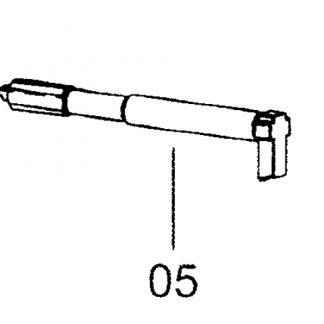 Percuteur acier Glock pour 40S&W, 357SIG, 45GAP