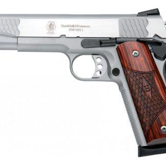 Pistolet semi-automatique .45 ACP Smith & Wesson 1911 E-Series