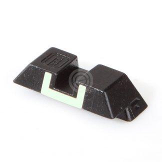 Hausse luminescente Glock