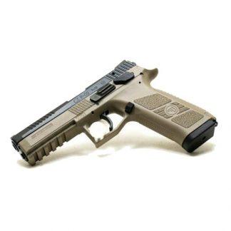 Pistolet semi-automatique CZ-P09 FDE