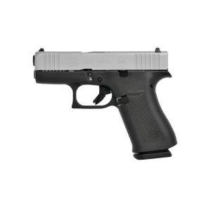 Pistolet semi-automatique 9×19 Glock 43X, série Slimlime