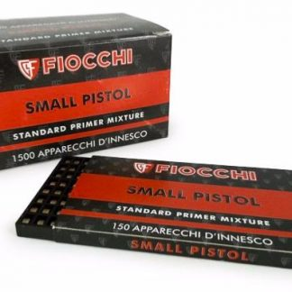 Amorces Fiocchi Small Pistol x1500