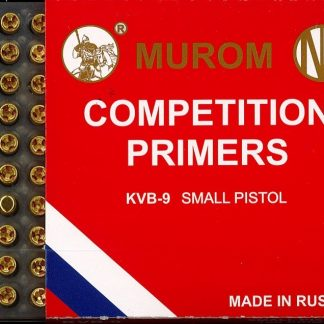 Amorces Murom Small Pistol x1500