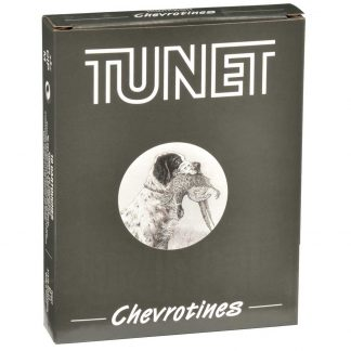 Cartouches TUNET Chevrotines 9G cal. 12/70 x10