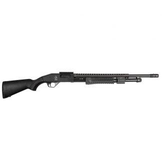 Fusil à pompe Taurus ST12 H-Tac rayé - 61cm