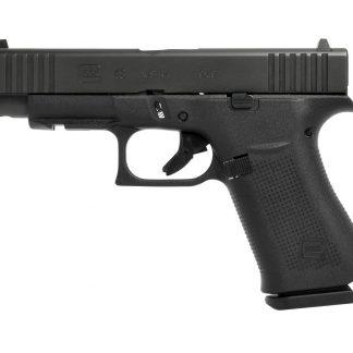 Pistolet semi-automatique 9×19 Glock 48 Rail, série Slimlime