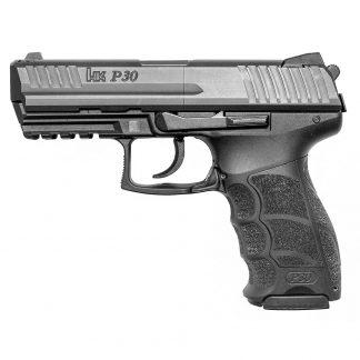 Pistolet semi-automatique 9×19 HK P30