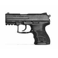 Pistolet semi-automatique 9×19 HK P30 SK