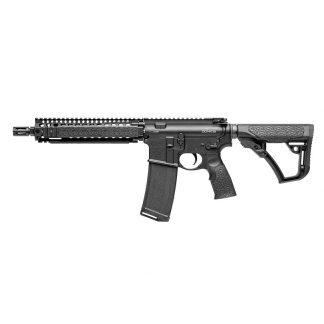 Carabine Daniel Defense M4 MK18 noire 10.3 '' cal. 5.56