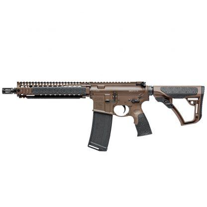 Carabine Daniel Defense M4 MK18 Mil Spec Brown 10.3 '' cal. 5.56