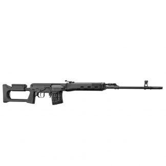 Carabine Izhmash Kalashnikov TIGR-SDV 7,62X54R Manuel