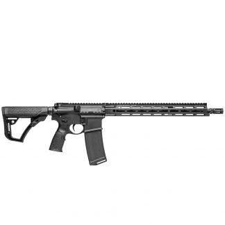 "Carabine Daniel Defense M4 noire 16"" 5.56"