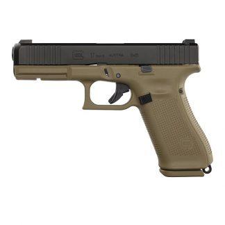 Pistolet Glock 17 Gen5 FR Coyote 9x19