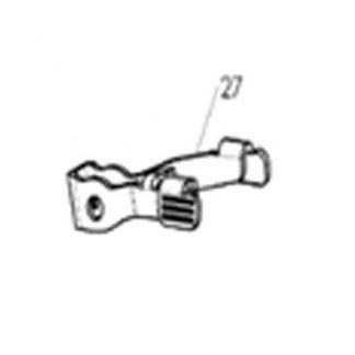Arrêtoir de Culasse Rallongé Glock Gen 5 Ambidextre