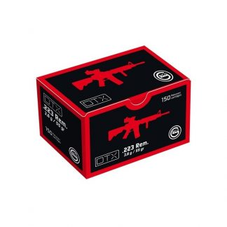 Munitions Geco DTX .223 FMJ 55gr x150