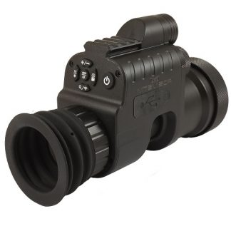 NiteVizor VP200XTR EXTREME Monoculaire Vision Nocturne IR Clip-On Amovible pour Lunette